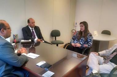 Camila Toscano debate prerrogativas dos advogados com OAB-PB