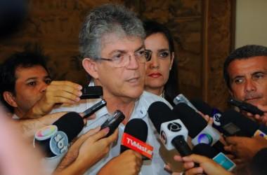 ÁUDIO: Ricardo chama opositores de terroristas e cobra pedido de desculpas