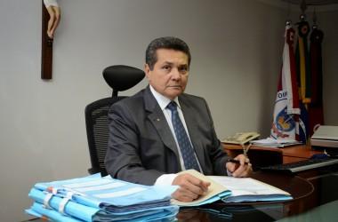 Desembargador João Alves se despede da Corte Eleitoral