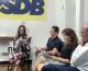 PSDB ainda não foi procurado oficialmente pelo PSD, diz Lauremília
