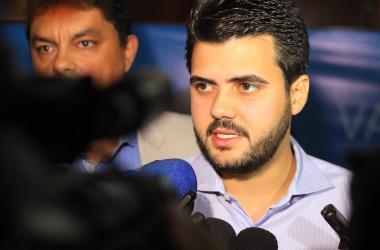 Wilson Filho dá pausa em campanha na Capital