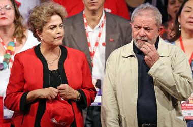 Segundo turno: Dilma e Lula não aparecem para votar
