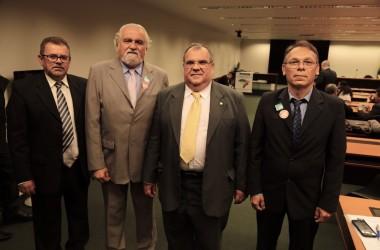 Rômulo Gouveia adere a Frente Parlamentar pelos direitos dos despachantes