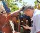 Ricardo inaugura obras e anuncia ações para indígena
