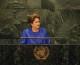 """Dilma evita falar """"golpe"""" na ONU"""