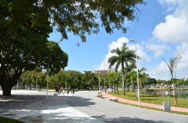 PMJP inaugura nesta quinta-feira Praça das Mulheres no Parque da Lagoa
