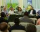 Cida Ramos tem reunião com pastores evangélicos