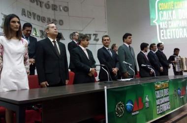 OAB lança comitê contra o 'Caixa 2' nas eleições