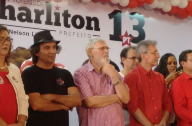 Couto diz que vai às ruas com Charlinton e que aliança dele com o PSB é com o governo