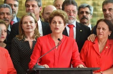 Confira o pronunciamento de Dilma após decisão do impeachment