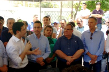 VÍDEO:  Rômulo acompanha ministro das Cidades na Paraíba
