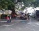 Pequeno grupo pediu o fim das vaquejadas em protesto na ALPB