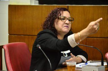Vereadora Sandra Marrocos acusa Marco Antônio de fazer insinuação conjugal com sua filha; vereador nega: 'desequilibrada, louca'