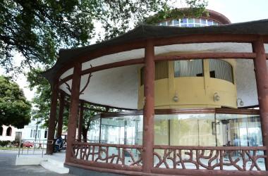 PMJP entrega novo Centro Cultural Pavilhão do Chá