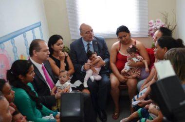 Ministro defende investimento federal em ação contra microcefalia bancada pela PMCG
