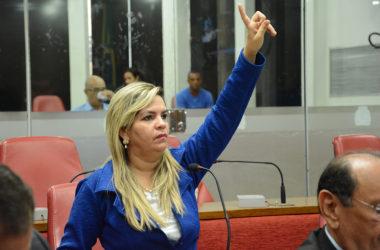 ÁUDIO: Depois de ser escanteada, Raissa diz que não quer presidir PSD