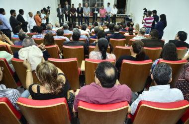 CMJP inaugura anexo da Casa e Rádio Câmara FM