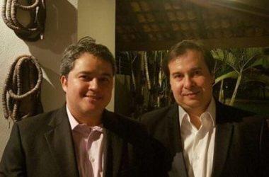 Efraim diz não ter dúvida da eleição de Rodrigo Maia no primeiro turno
