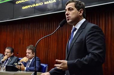 Gervásio Maia presidente da ALPB