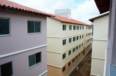 PMJP sorteia apartamentos para as 160 famílias que vão morar no Vista Alegre VIII