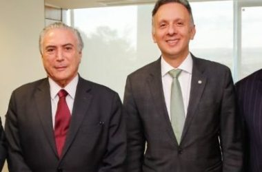 Palácio do Planalto anuncia Aguinaldo Ribeiro líder do governo
