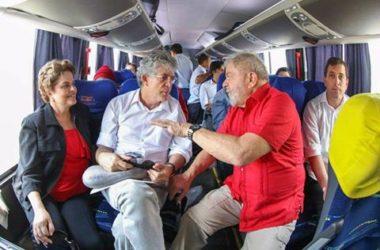 Veja a carta que Lula mandou da prisão para Ricardo Coutinho