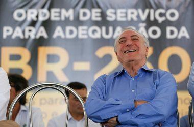 Ministros do STJ determinam soltura de Michel Temer e coronel Lima