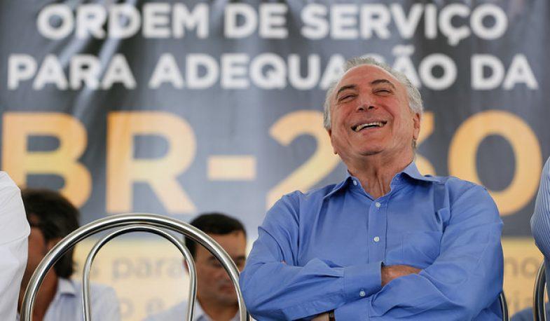 Justiça manda soltar Michel Temer, Moreira Franco, Coronel Lima e mais 5
