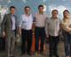Ministro, Maranhão, Cássio, Romero e Lorena visitam obras da transposição