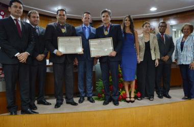 Empresários do setor automotivo são homenageados pela Câmara de João Pessoa