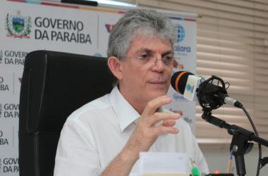 Ricardo anuncia entrega de obras e show em comemoração ao aniversário de João Pessoa