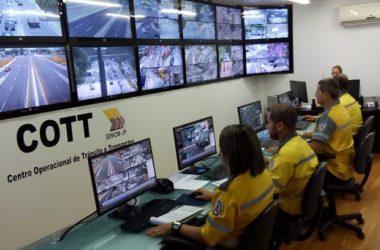Mais de 70% das multas de trânsito de JP são aplicadas com câmeras