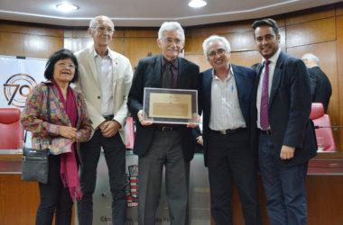 Vice-prefeito de Recife dá inicio ao ciclo de palestras alusivas às comemorações dos 70 anos da Câmara