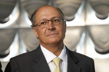 """""""Se eu assumir o partido, PSDB desembarca do governo Temer"""", diz Alckmin"""