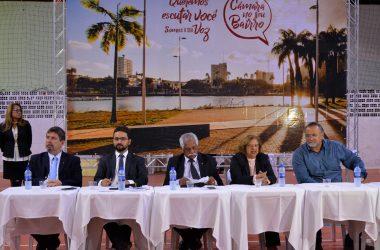 Jardim Planalto é palco da quinta edição do 'Câmara no Seu Bairro'