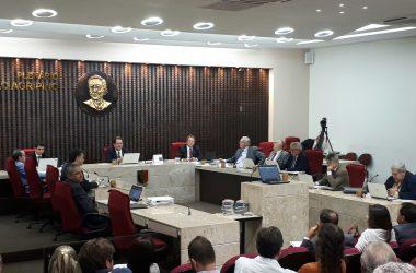 TCE-PB realiza sessão histórica