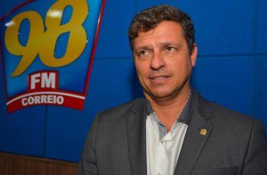 Vitor Hugo anuncia novos nomes para sua equipe em Cabedelo