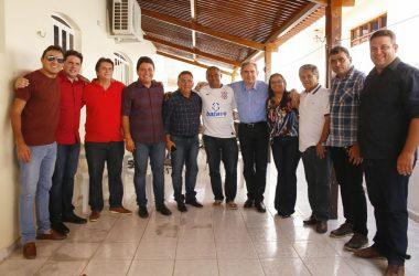 Lira e Hugo Motta participam de atividades no Sertão
