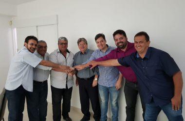 Prefeito do PSC declara apoio a João Azevedo