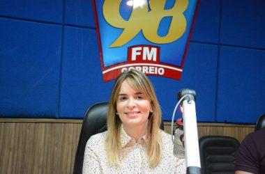 """Se a lei fosse cumprida, a situação da segurança pública seria outra na Paraíba"""", diz Daniella Ribeiro"""