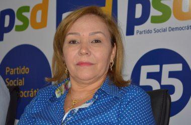 Eva Gouveia divulga nota entregando comando do PSD a Romero Rodrigues