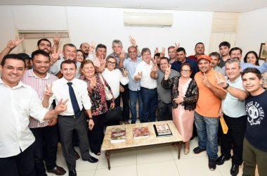 Prefeito de Araruna e grupo político aderem à pré-candidatura de João Azevêdo
