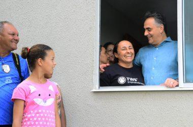 PMJP entrega Vista Alegre VI;  programa habitacional da Capital já beneficia mais de 27 mil pessoas