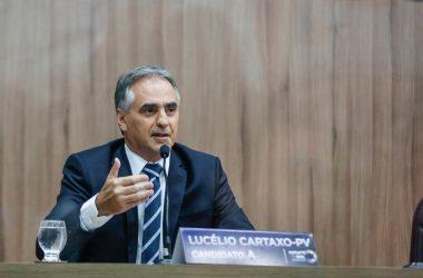 """""""Sertão é terra de gente forte e precisa de um governo eficaz"""", diz Lucélio"""