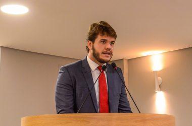 Bruno é o deputado que mais apresentou matérias legislativas na Assembleia