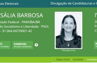 Gari e presidente de câmara desistem de disputar Câmara Federal na Paraíba; mulheres são maioria