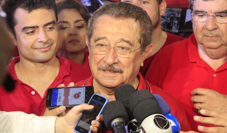 """""""Agora a gente tá sabendo porque perdeu a eleição"""", diz Maranhão sobre caixa 2 na Paraíba"""