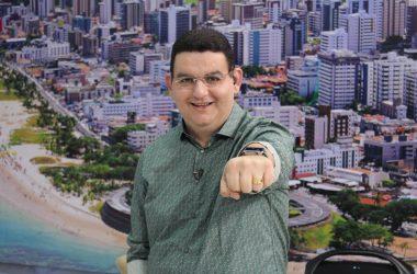 Após 36 dias preso, Fabiano Gomes deixa o presídio PB1