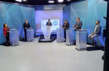 Veja o balanço do debate da TV Correio com candidatos ao governo
