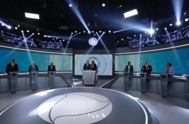 Veja o debate com candidatos a presidente do Brasil